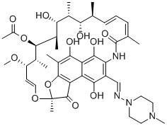 利福平/利发霉素  Rifampicin  13292-46-1