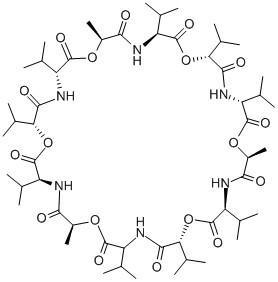 缬氨霉素  Valinomycin   2001-95-8